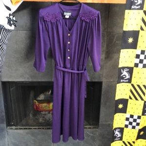 Vintage Tabby of California Retro Dress Pinup